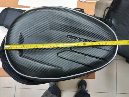 alforjas moto con lateral rigido impermeables tip.komine