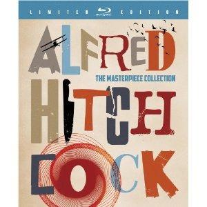 alfred hitchcock la colección completa 15 discos blu-ray