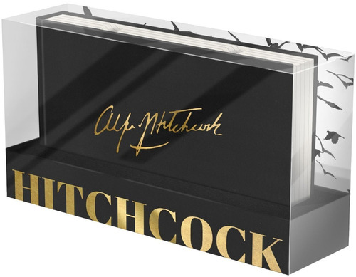 alfred hitchcock: the masterpiece collection blu-ray