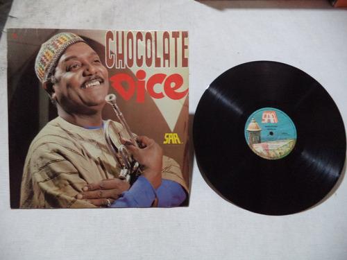 alfredo chocolate armenteros dice 1982 lp mexicano ´´salsa´´
