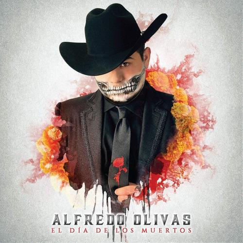 alfredo olivas - el dia de los muertos - disco cd - nuevo