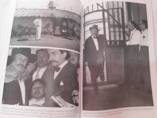 alfredo palacios - el socialismo criollo - juan carlos coral
