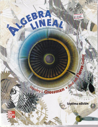 algebra lineal - grossman / flores