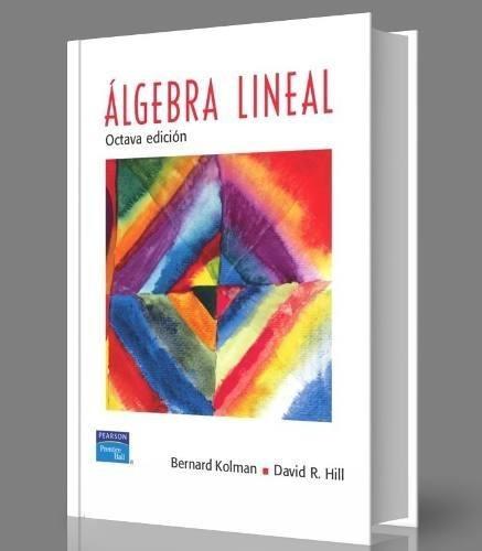 algebra lineal kolman