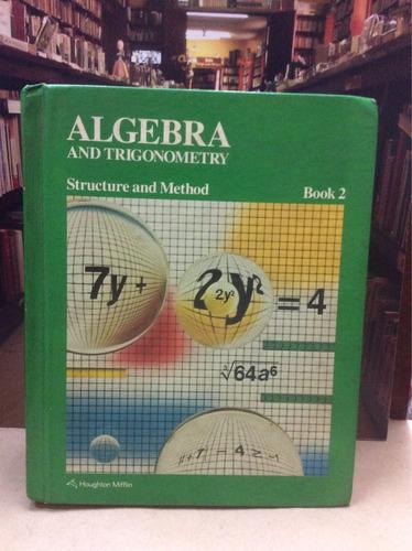 álgebra y trigonometría. algebra and trigonometry.