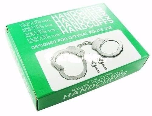 algema profissional para policiais e vigilantes