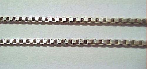 algemas colar com zircônias prata de lei