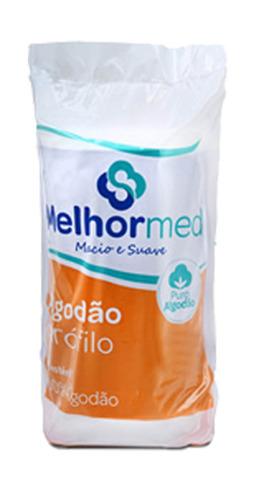 algodão hidrófilo 250g- melhor med