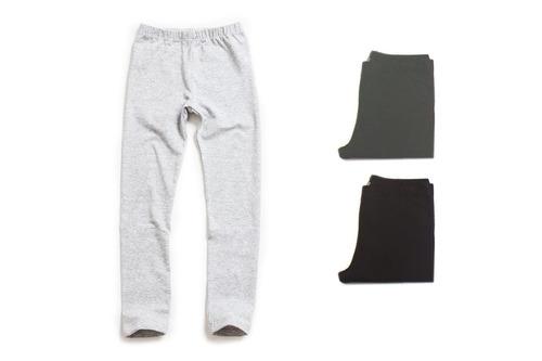 algodón. niña calzas