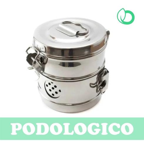 algodonero tambor podología - 10x10 - envio gratis caba