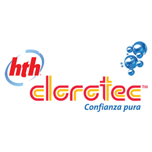 alguicida choque piletas / piscinas clorotec 1l pintumm