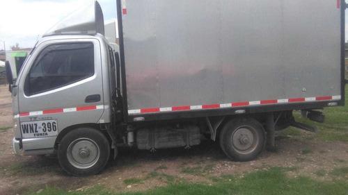 alguilo furgones carga seca de 2.8 ton. con conductor