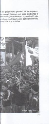 algunos antecedentes históricos y elementos b. t. sindical