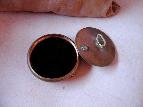 alhajero de bronce