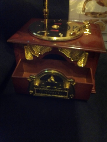 alhajero musical fonografo