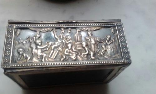 alhajero plata - antigüedad
