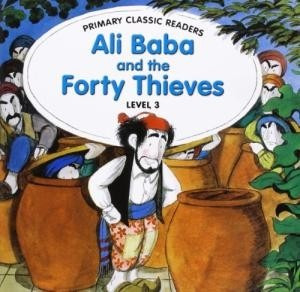 ali baba and the forty thieves - level 3 - new editions