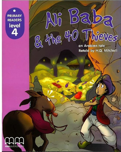 ali baba & the 40 thieves - level 4 - mm publications