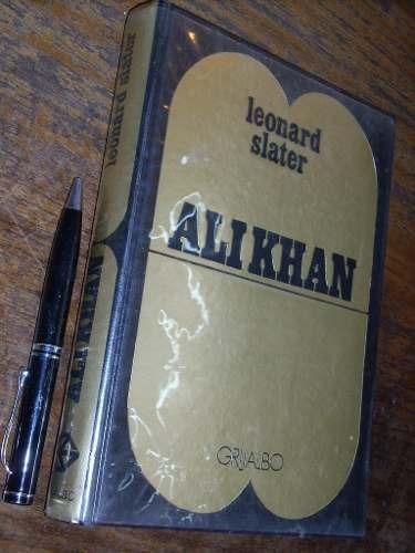 ali khan leonard slater girjalbo (tapa dura) muy buen estado