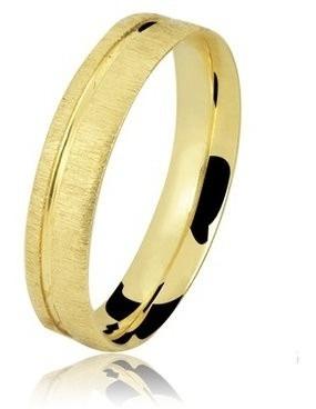 aliança de noivado e casamento qd-0056