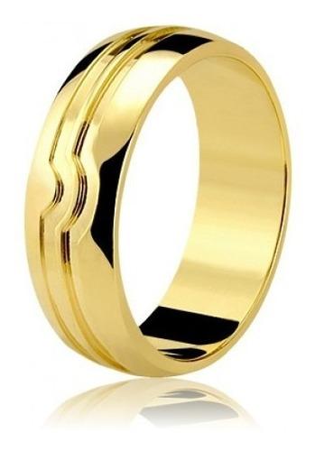 aliança de noivado e casamento sj-0197