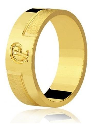 aliança de noivado e casamento sj-0217