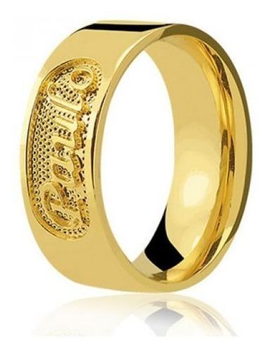 aliança de noivado e casamento sj-0291