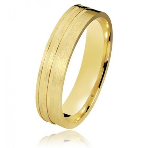 aliança de noivado e casamento sj-0312