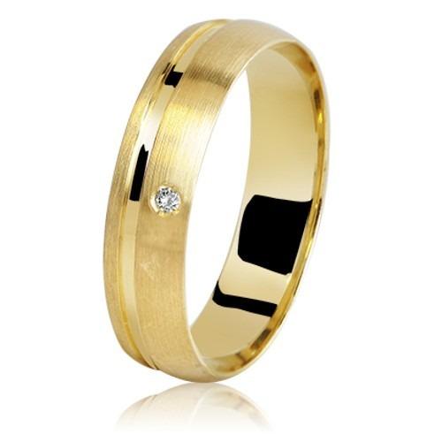 42bf07dc65f Aliança De Noivado Ou Casamento Em Ouro 18k (750). - R  703