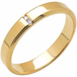 aliança noivado reta c/diamantes al756 quina quebrad