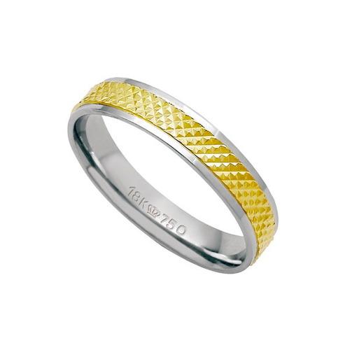 aliança ouro ouro
