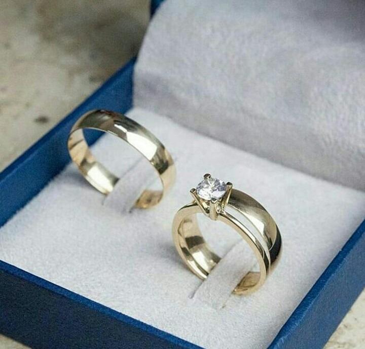 293a6211bf8 Alianças Casamento Ouro 16k 4mm Promoção Vipz - R  380