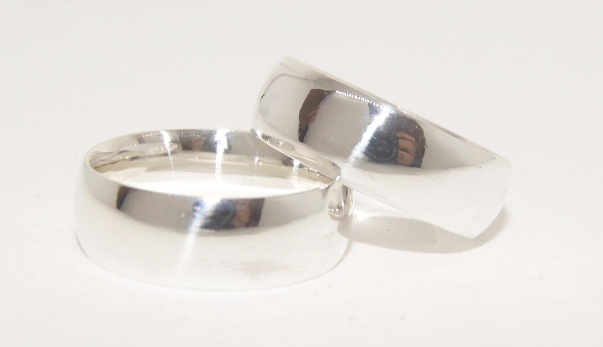 e450005e31ecf alianças tradicionais 8mm grossas compromisso prata 950 par · alianças  compromisso prata. Carregando zoom.