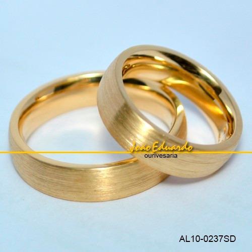 alianças de casamento - clássica 4 mm