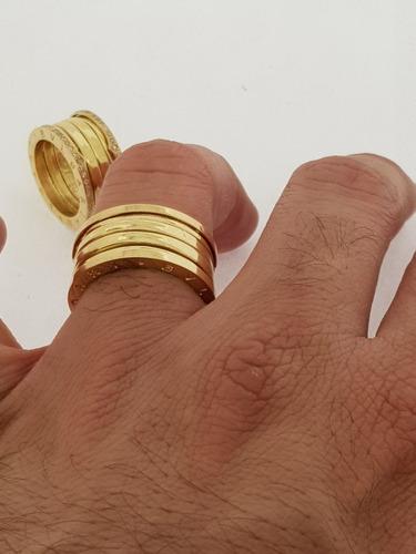 Alianças Modelo Bvlgari Em Ouro 18k Com Diamantes - Cwbj8734 - R ... 9ae95a009d