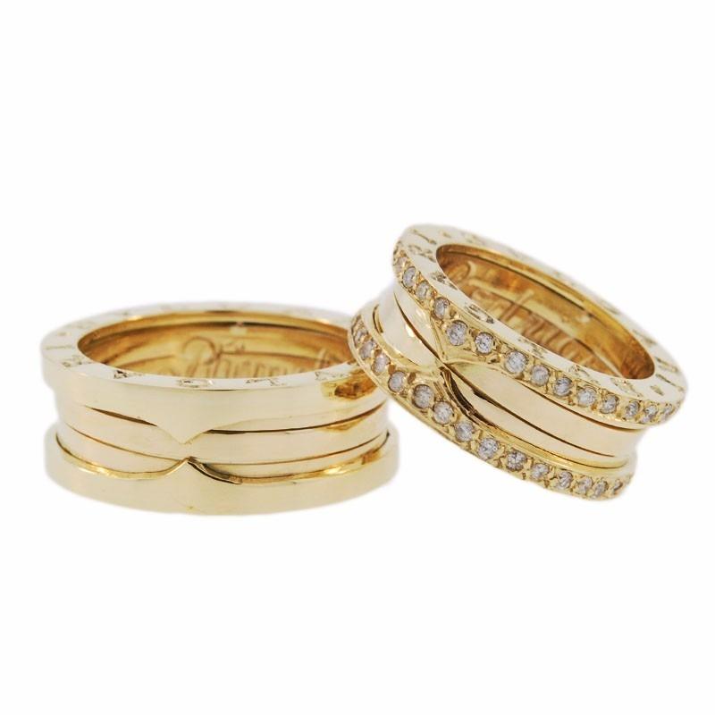 alianças modelo bvlgari ouro 18k com diamantes - perseu jóia. Carregando  zoom. 95152c9c75