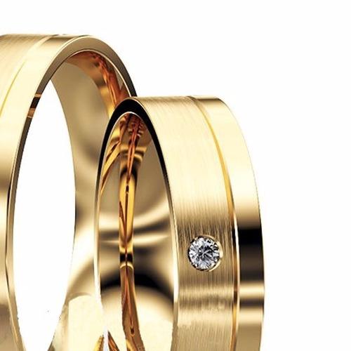 alianças ouro casamento