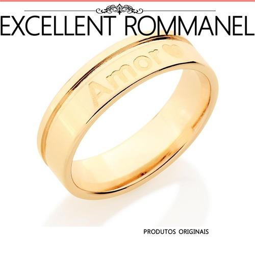 alianças rommanel noivado namoro compromisso 511976 511976