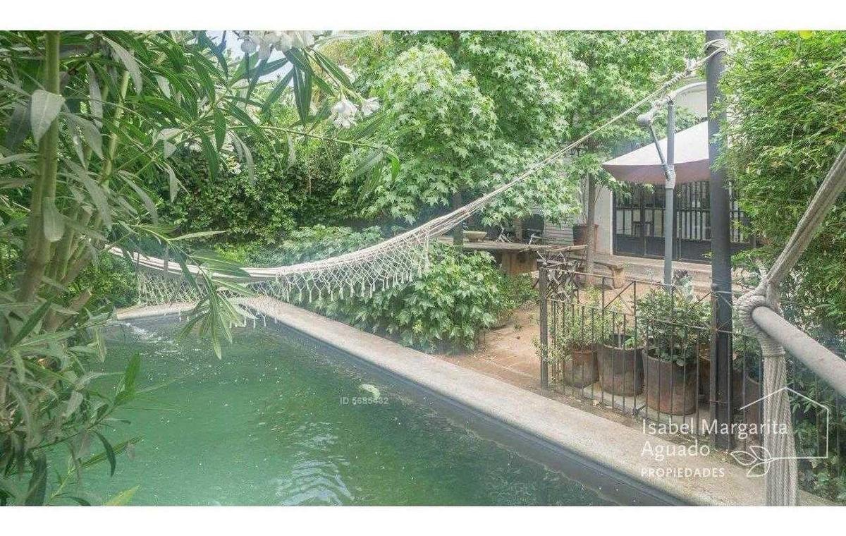 alianza francesa / club de polo / remodelada / piscina