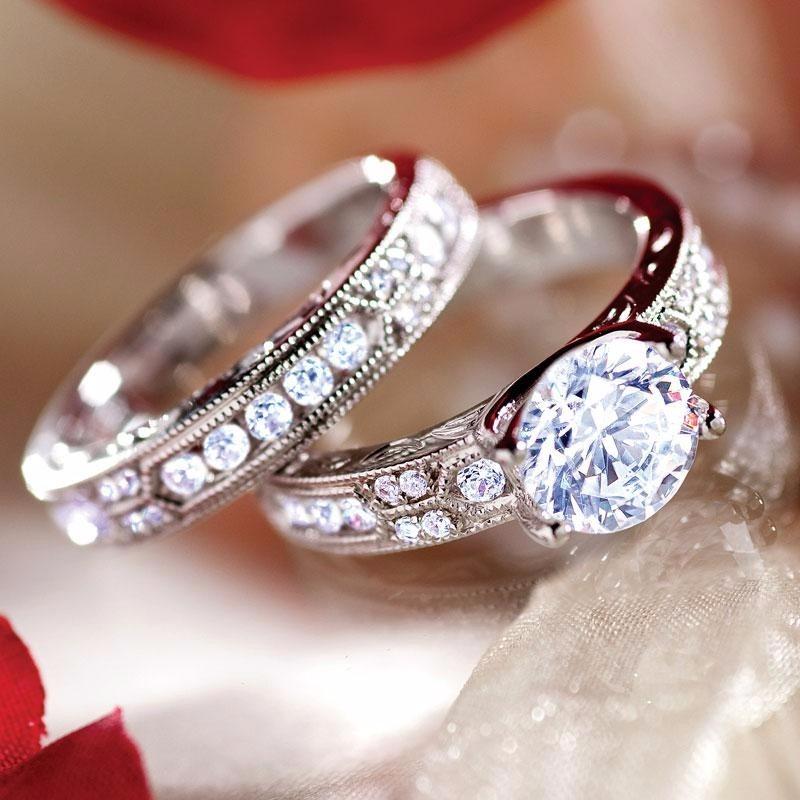 fd11e30ecdb7 Alianza Matrimonial De Stauer Dearly Beloved. Anillo -   19.999