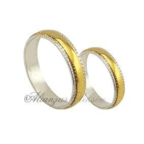 329ac885549e3 Alianza Anillo Casamiento De Oro - Joyas y Bijouterie en Mercado ...