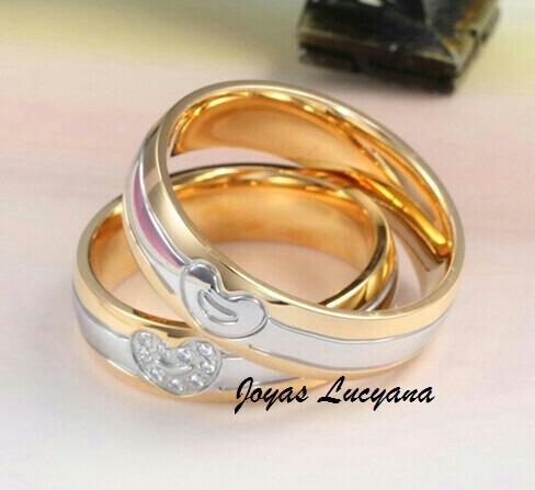 alianzas joyas anillos,