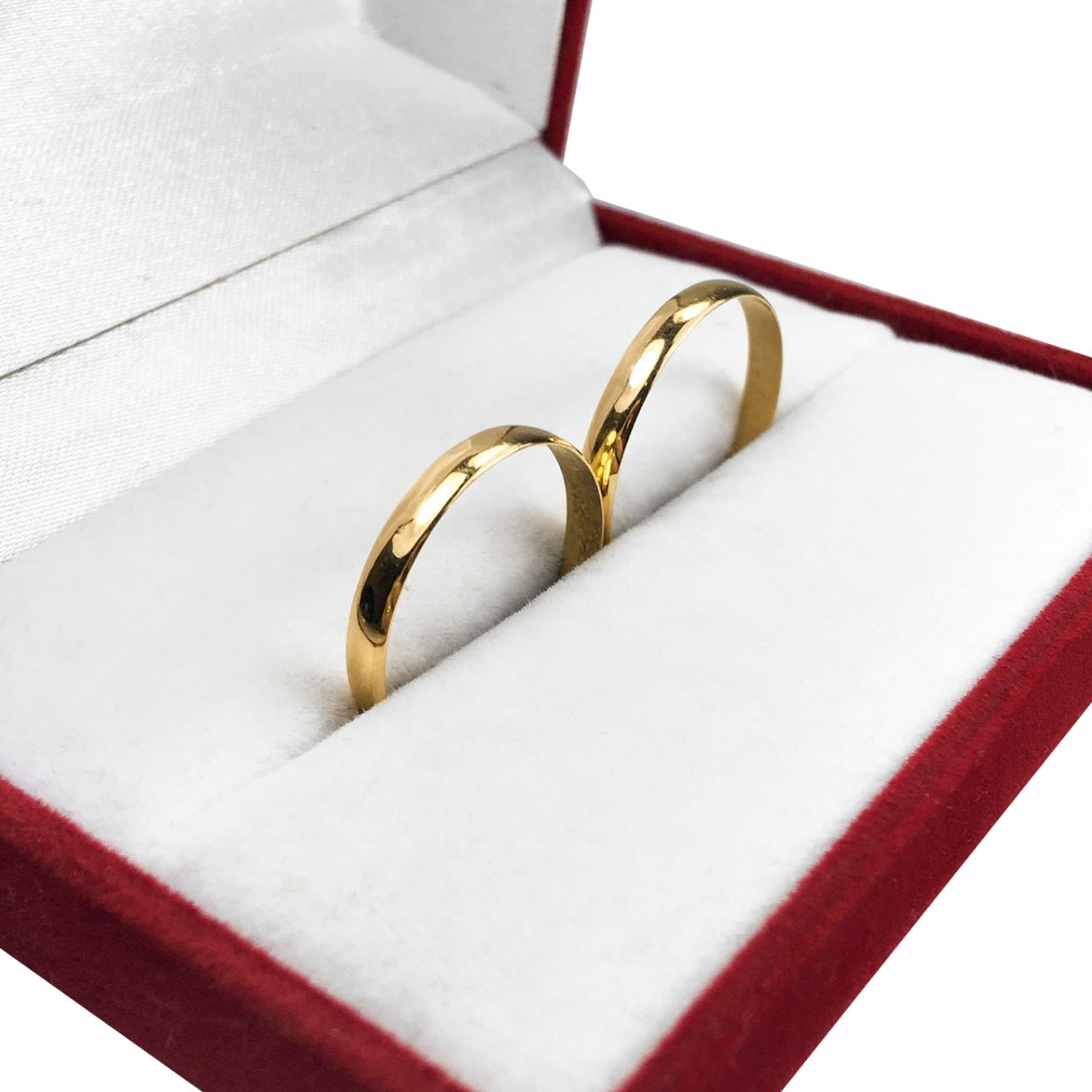 77e25073f43e alianzas oro 18k 2 grs anillos casamiento compromiso. Cargando zoom.