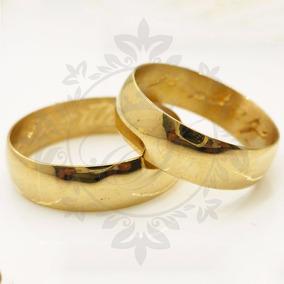 7bde66b19f65 Alianza Anillo Casamiento Oro - Joyas y Bijouterie en Mercado Libre  Argentina