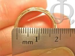 alianzas oro 18k casamiento 5,5grs par garantia jr