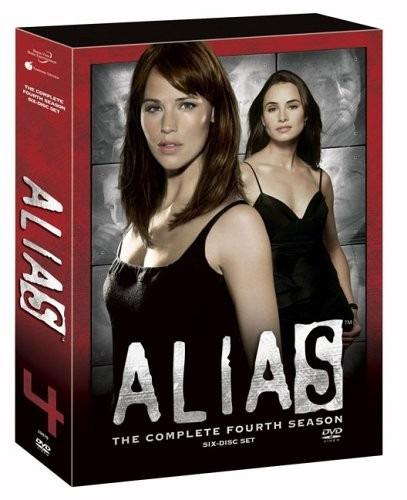alias. cuarta temporada completa (original importado) esp.