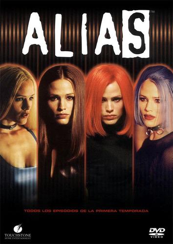 alias temporada 1 dvd original nueva y sellada