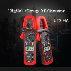 Alicate Amperimetro Automotivo - Uni-t Ut204a - Original