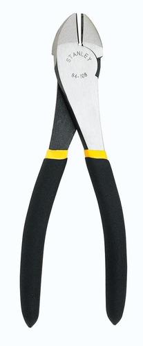 alicate básico stanley corte diagonal 7 pulgadas