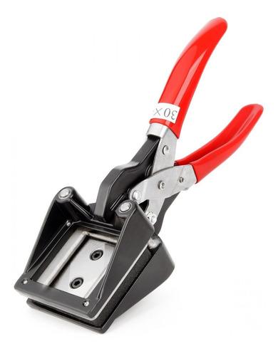 alicate cortador de fotos 3x4 easy